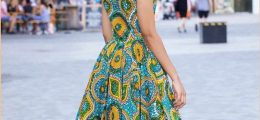 15 Best African Print Dresses.
