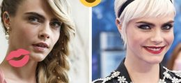 10 Celebrities Who Drastically Changed Their Look and Amazed Us to the Core.